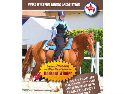 Turniersupport für alle LK4 A/B Reiterinnen und Reiter